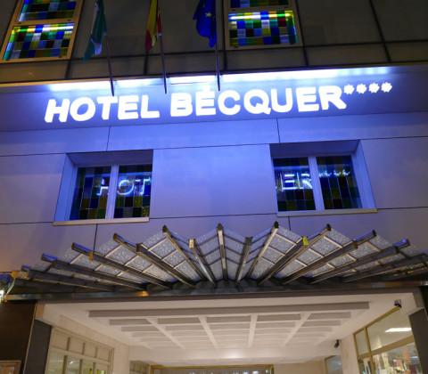 Hotel Bécquer