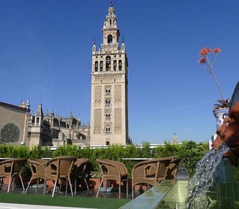 Miradores de Sevilla