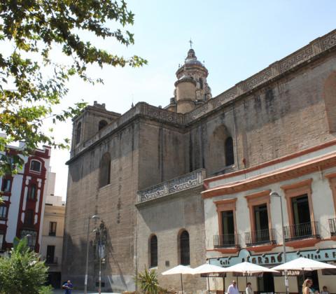 Iglesia de la Anunciación de Sevilla