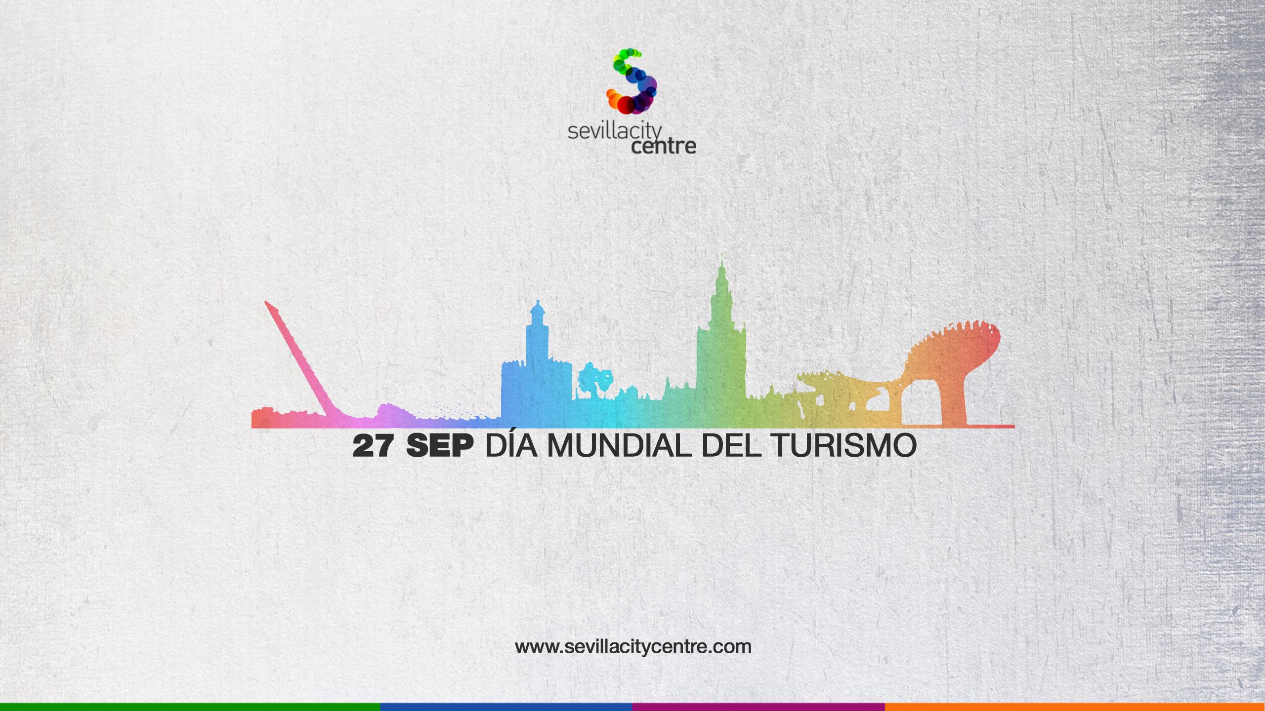 Dia Mundial del Turismo en Sevilla City Centre
