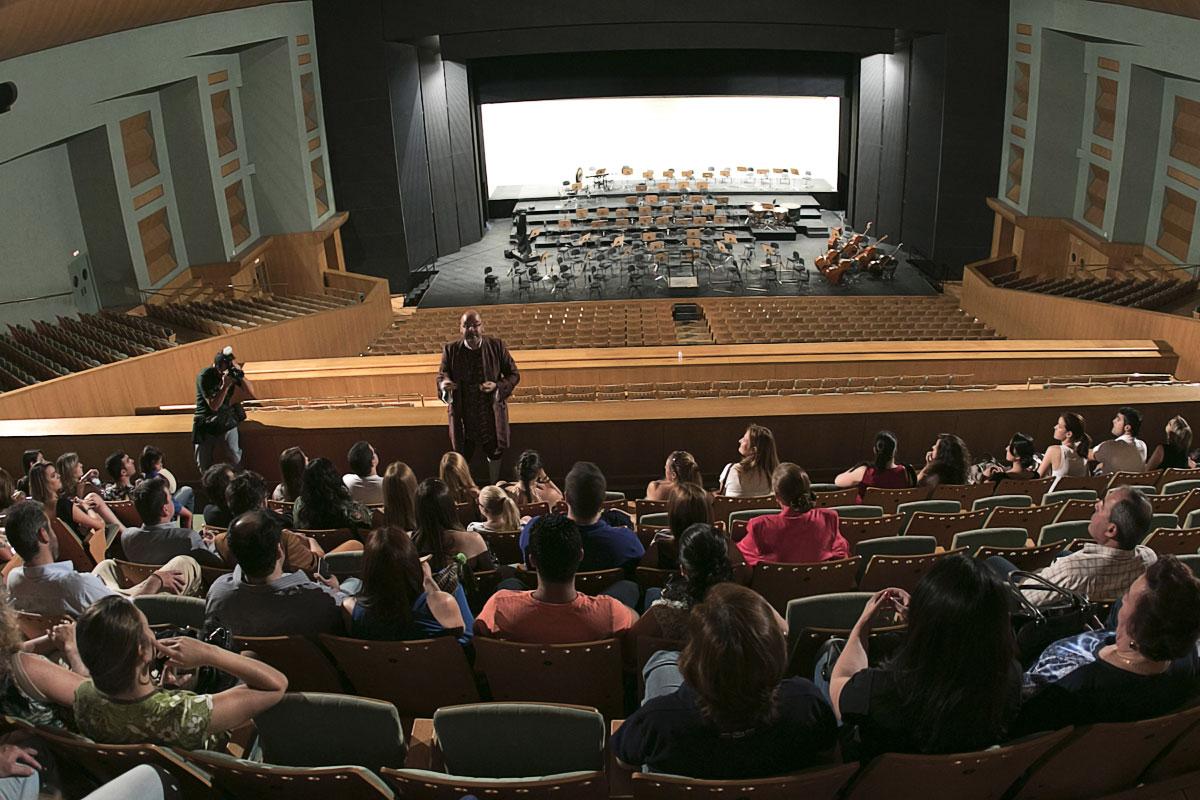 Visita guiada al Teatro de la Maestranza de Sevilla