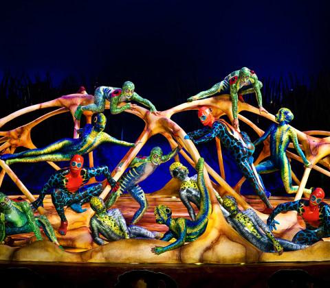Cirque du Soleil: «TOTEM»