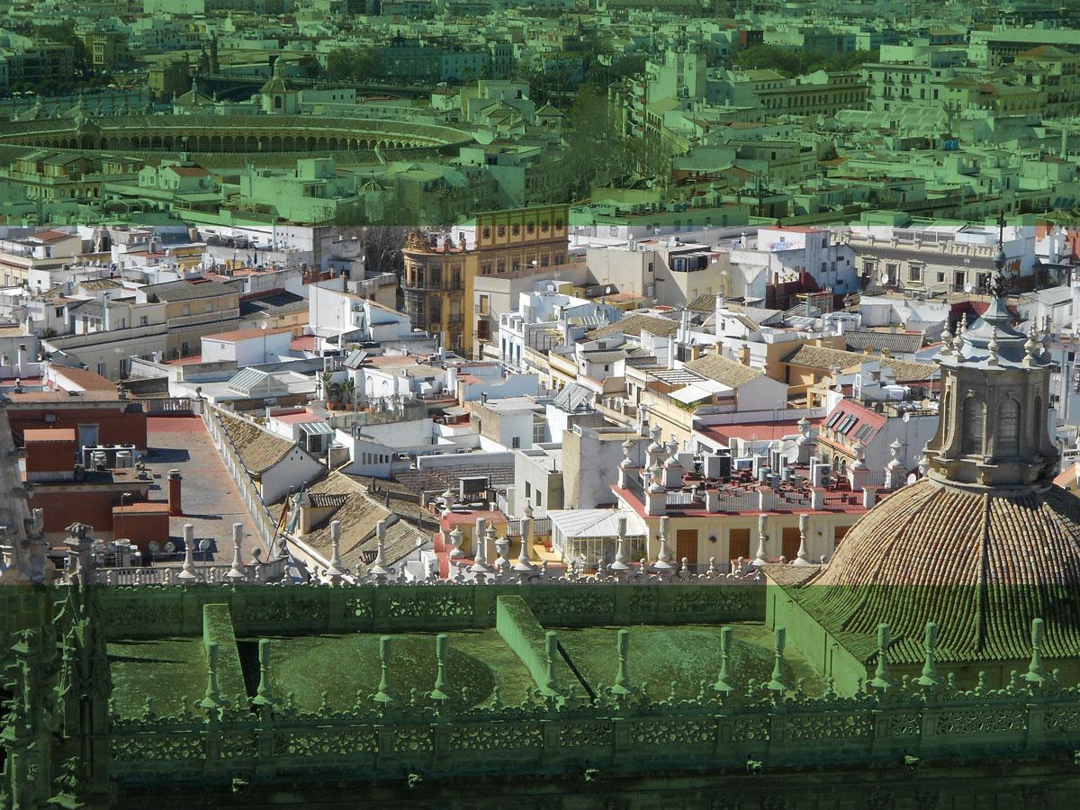 sevilla capital andalucia