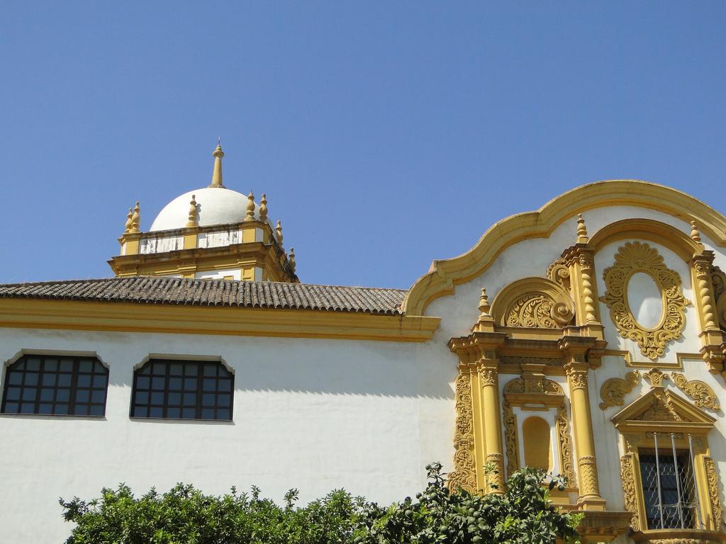 Pabellon Argentina Exposicion Iberoamericana 1929 Consorcio Turismo Sevilla