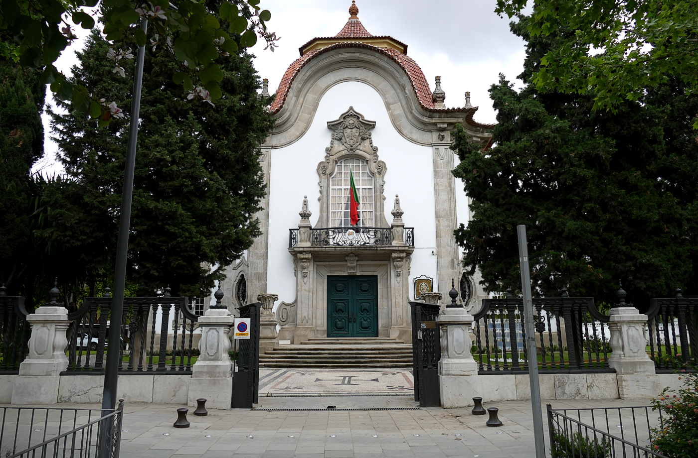 Pabellon Portugal Prado San Sebastian de Sevilla
