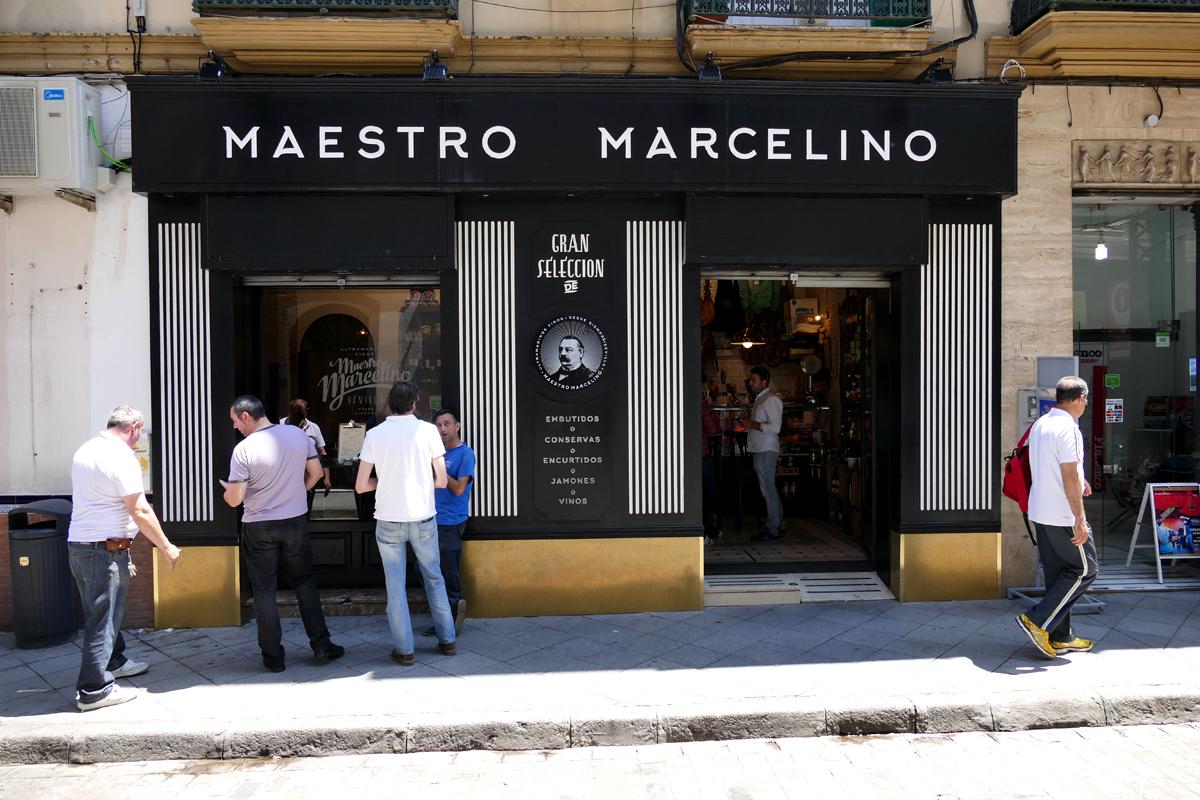 maestro marcelino calle hernando colon sevilla