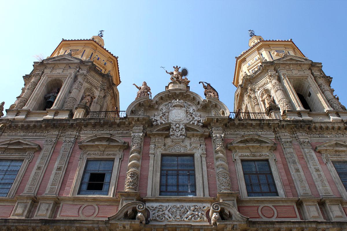 San Luis de los Franceses iglesia Sevilla