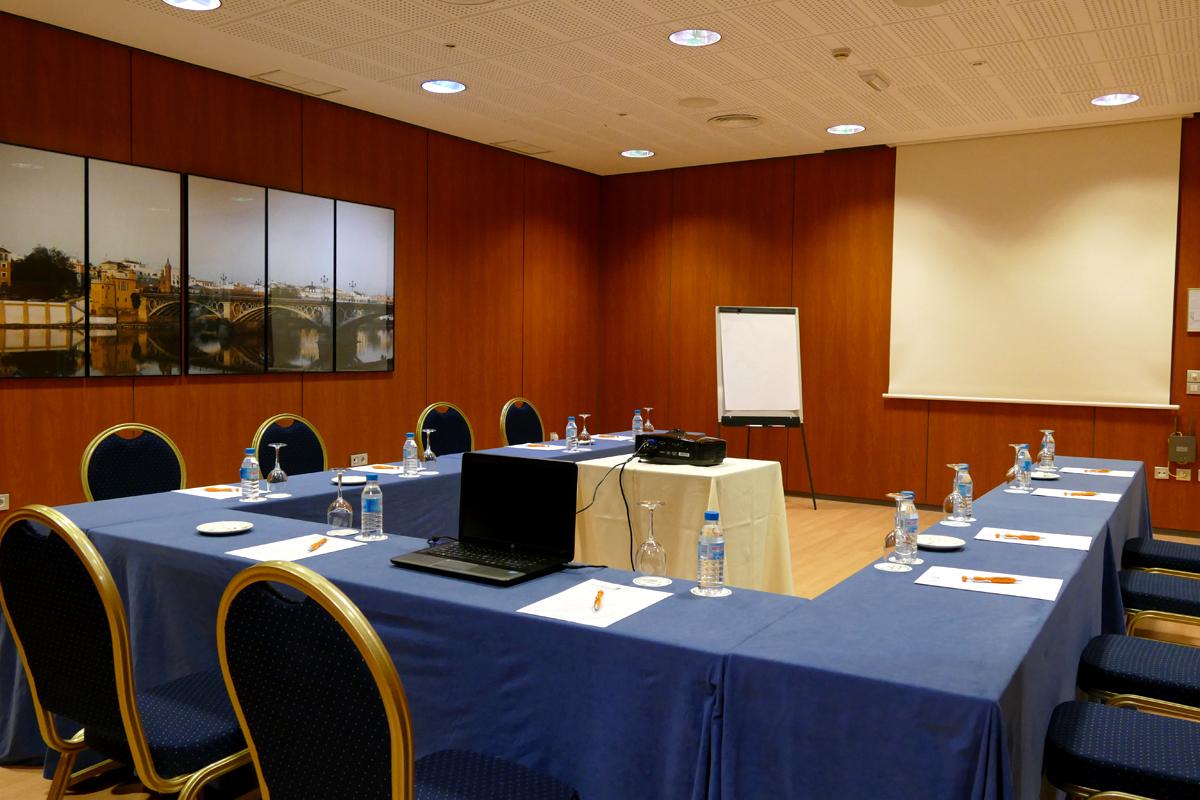 Salon Hotel Becquer centro Sevilla