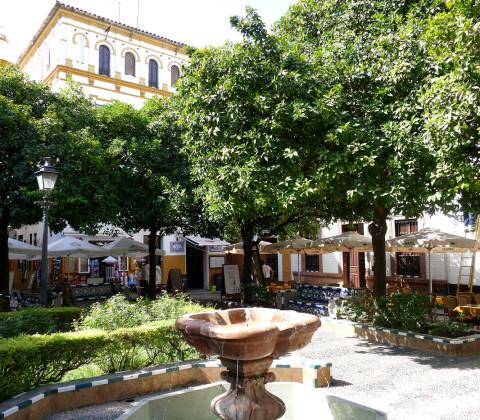Plaza de Doña Elvira