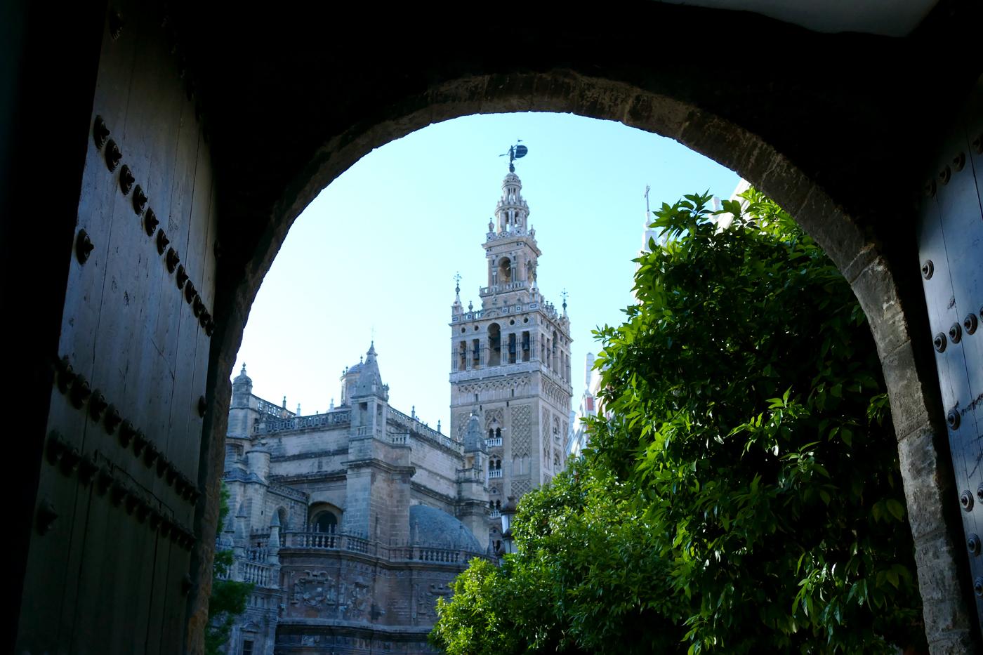 Patio de Banderas | Sevilla City Centre