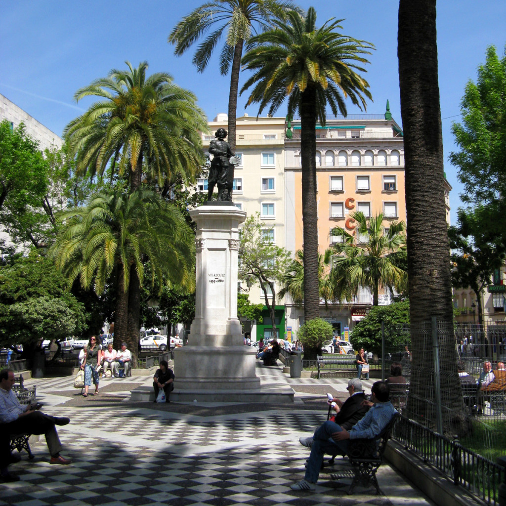 plaza duque sevilla