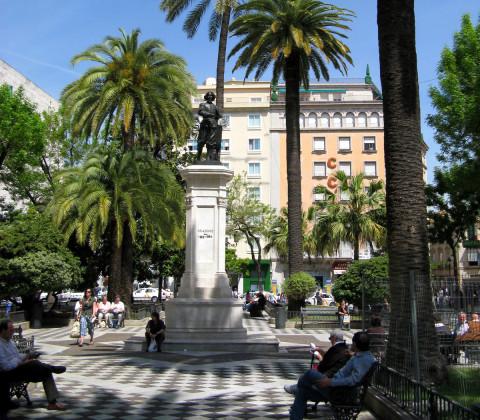 Plaza del Duque