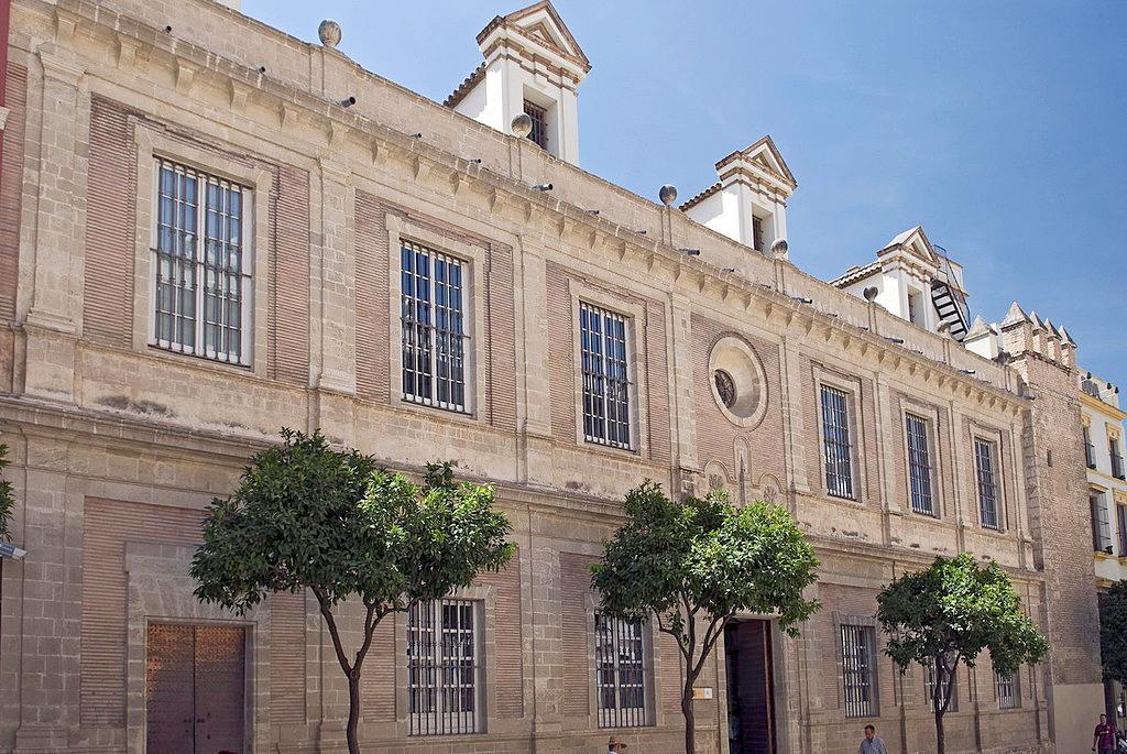 edificio cilla cabildo sevilla