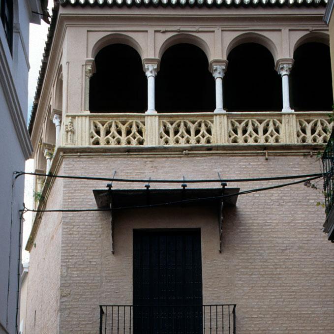 Torre mirador Casa Pinelo