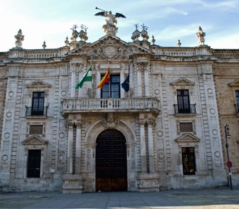 Antigua Real Fábrica de Tabacos de Sevilla