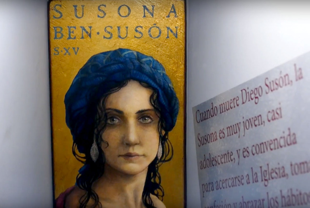 La leyenda de la Susona en el Centro de Interpretación Judería de Sevilla