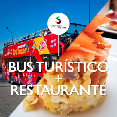 bus turistico city sightseeing restaurante taberna alabardero sevilla