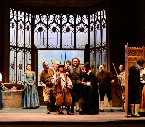 «Falstaff» en el Teatro de la Maestranza