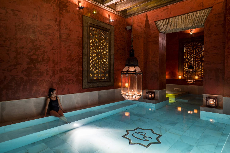 AIRE Ancient Baths Sevilla AIRE Ancient Baths
