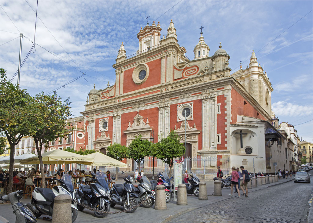 Iglesia del Salvador de Sevilla