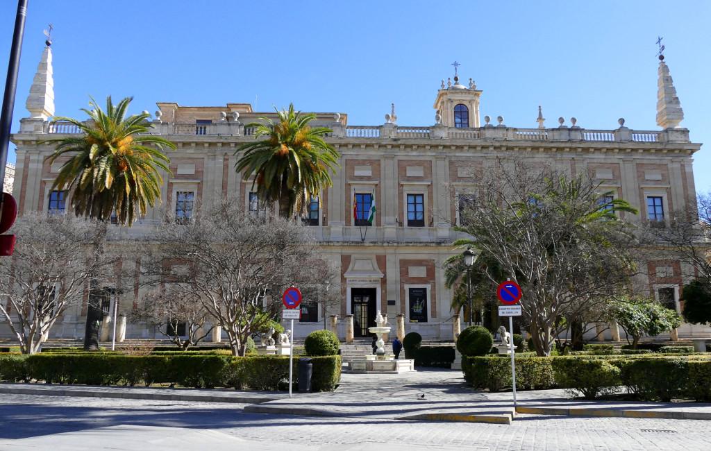Archivo General de Indias de Sevilla