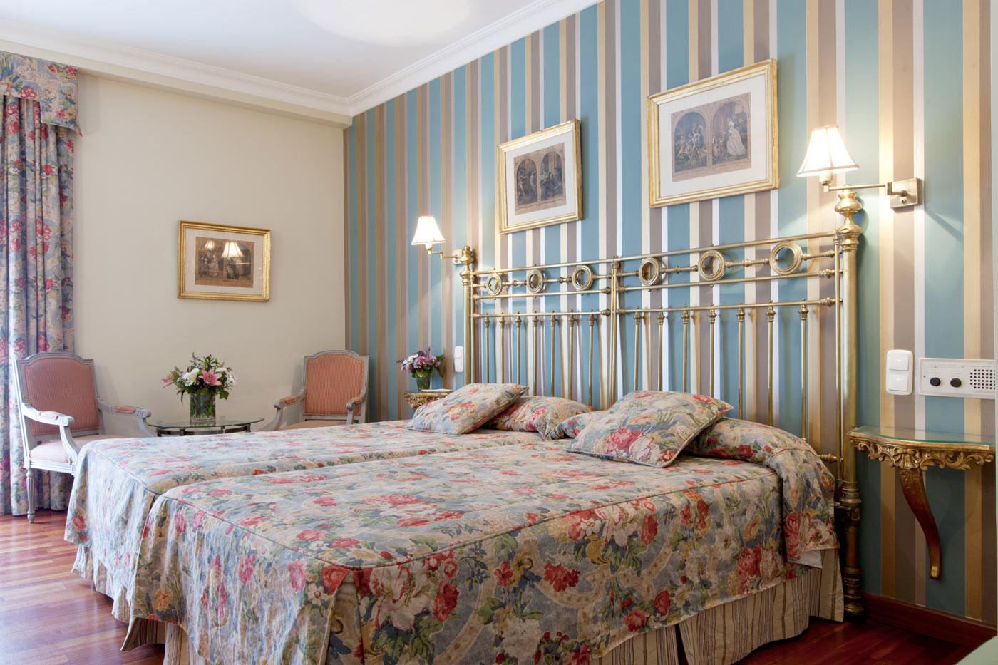 Habitación Hotel Doña María