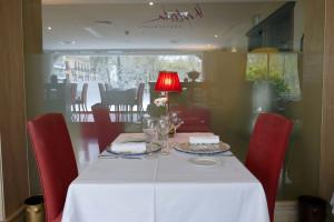 Restaurante La Galería, Hotel Inglaterra