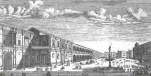 Ilustración Plaza de San Francisco