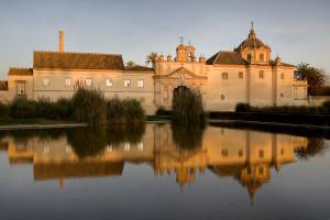 Monasterio de la Cartuja en Sevilla (foto: Sergio Lora Villar)