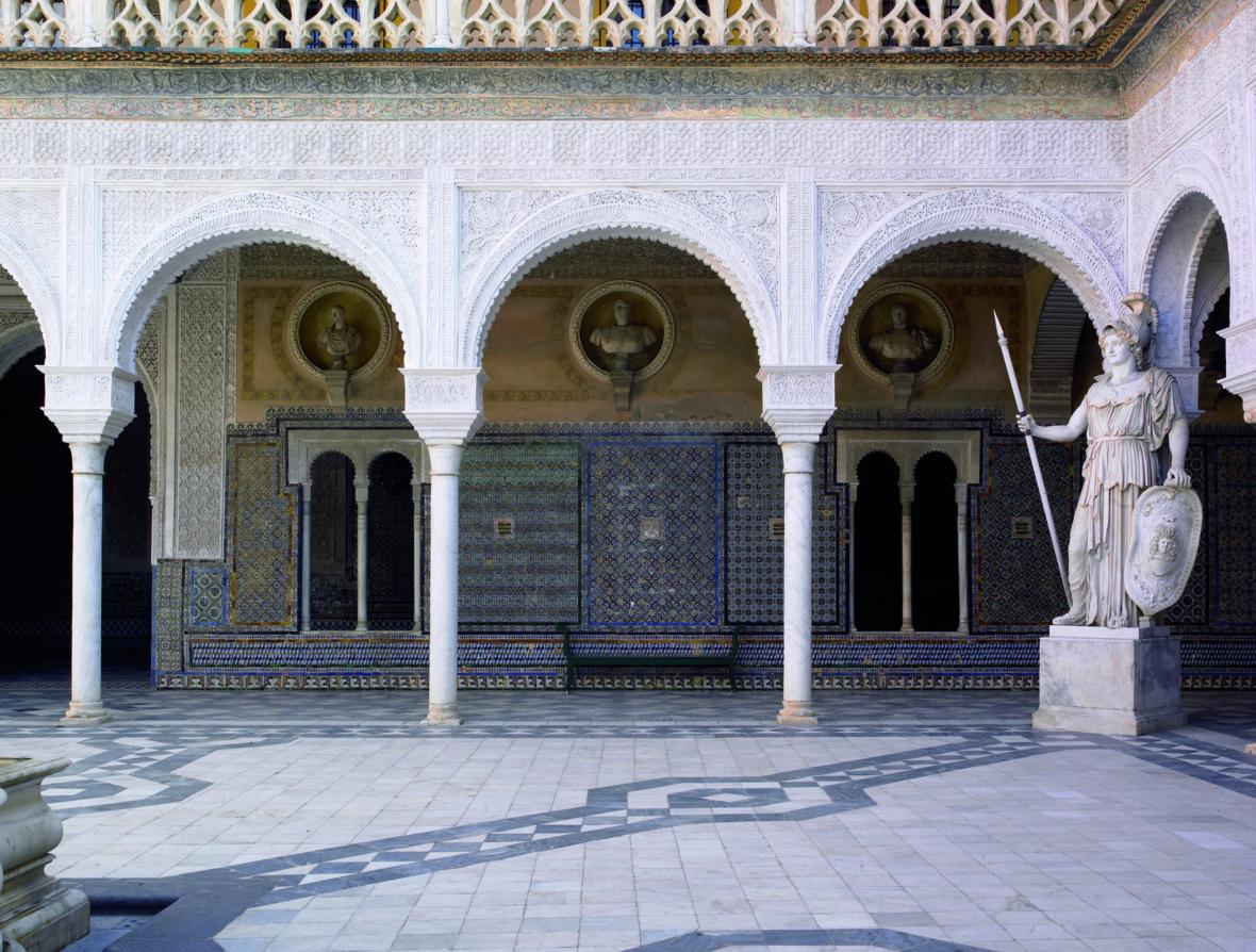 Casa de Pilatos en Sevilla