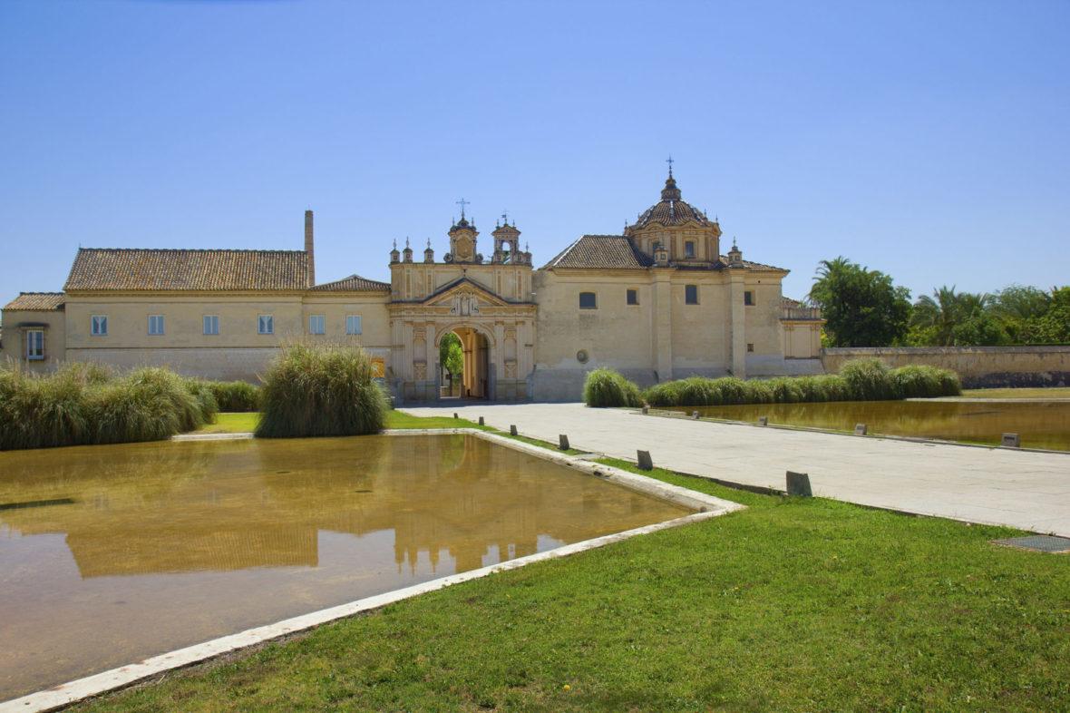 monasterio cartuja sevilla