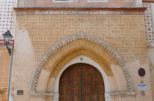 iglesia santa maria la blanca sevilla