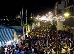 Velá de Triana en Sevilla