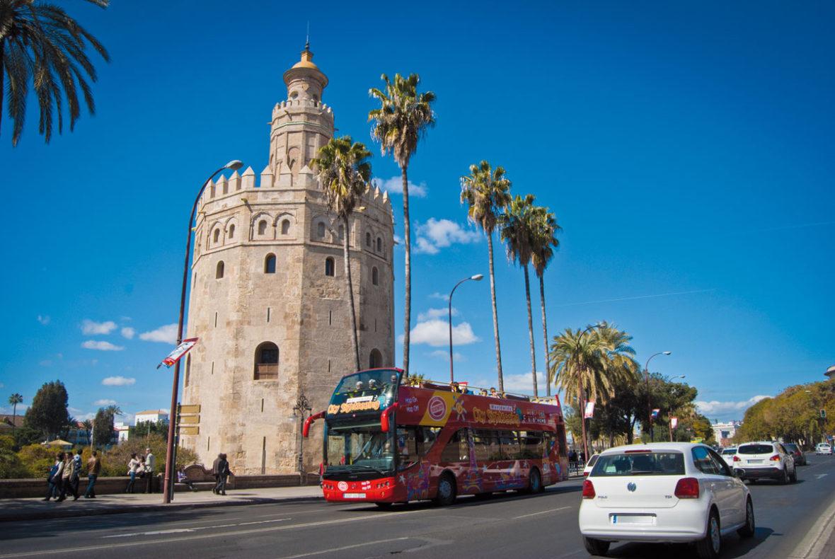 City Sightseeing Sevilla