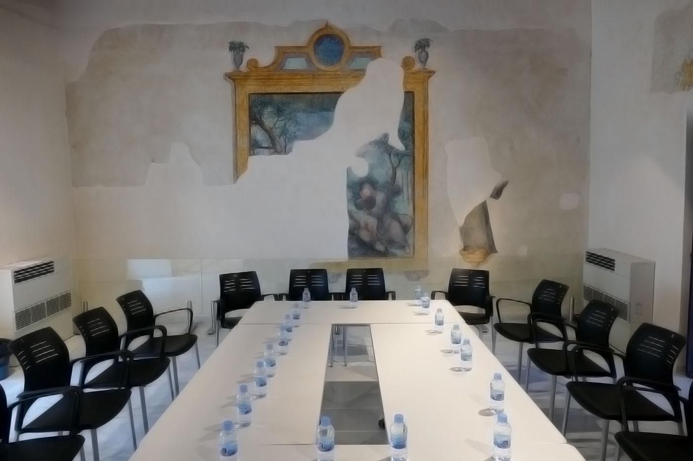 sala reuniones espacio santa clara sevilla