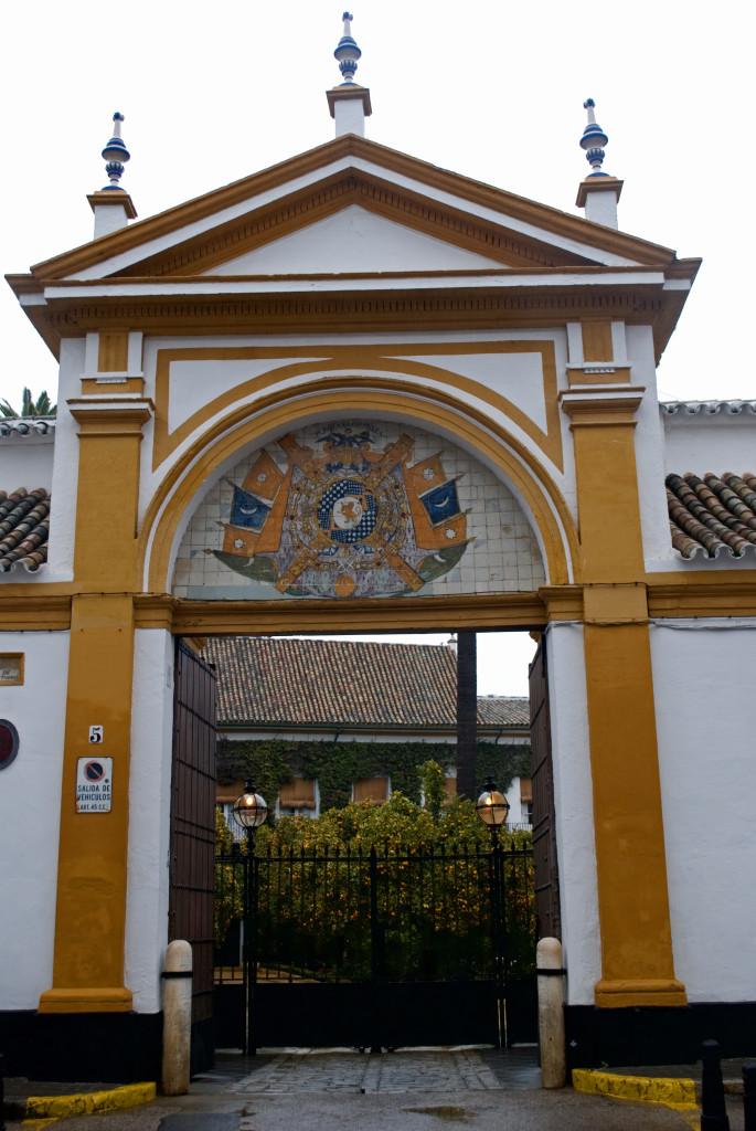 palacio dueñas sevilla