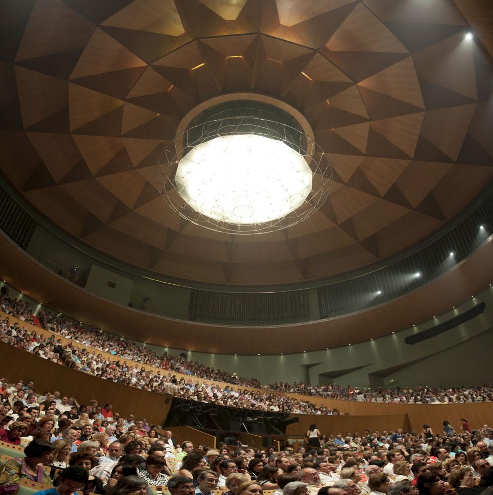 interior teatro maestranza sevilla