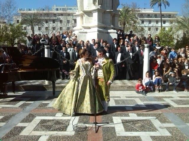 Sevilla celebra bicentenario barbero