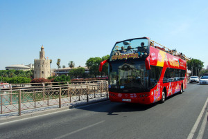 bus turistico city sightseeing sevilla