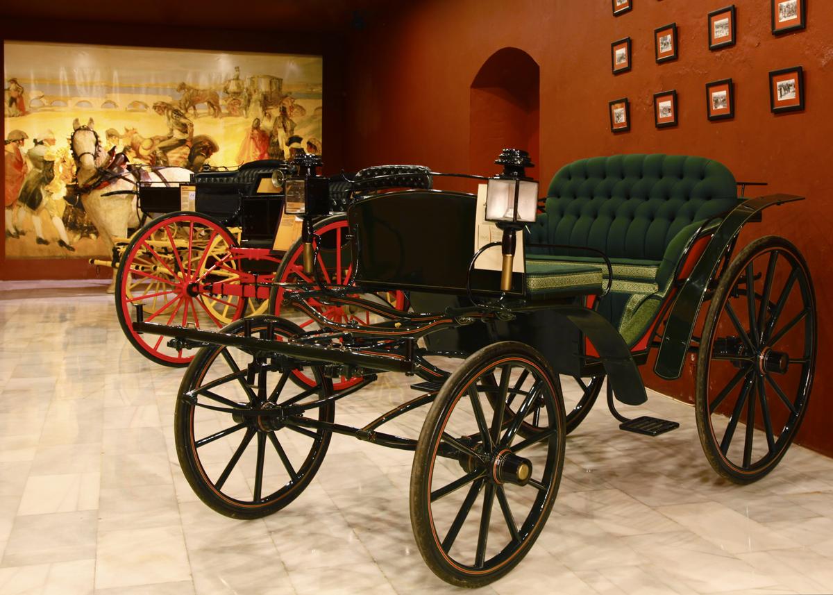 Museo Carruajes Sevilla