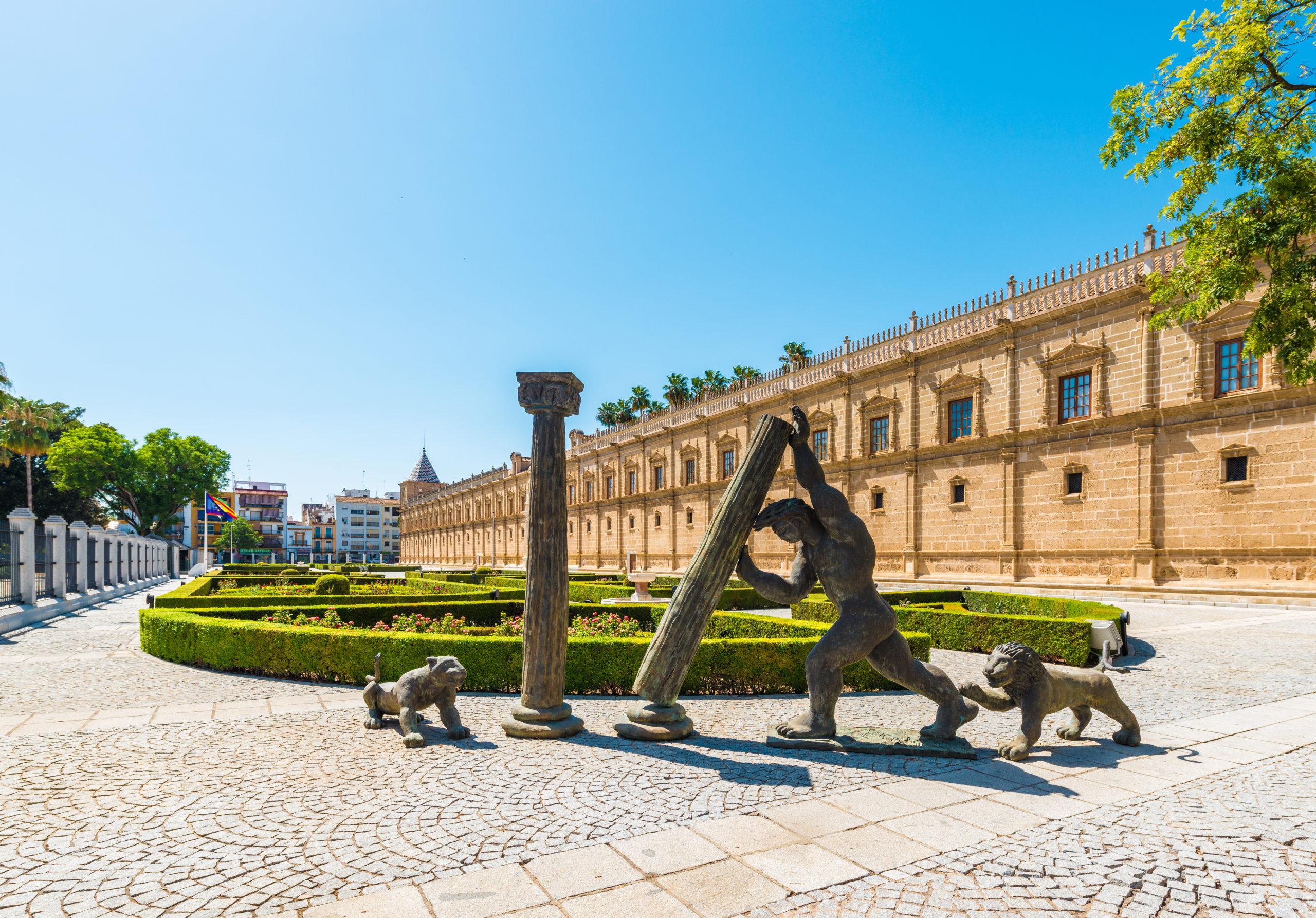 parlamento andalucia sevilla