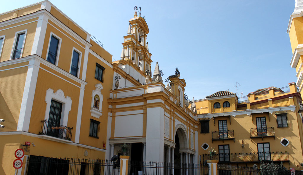 Basilica Macarena Sevilla