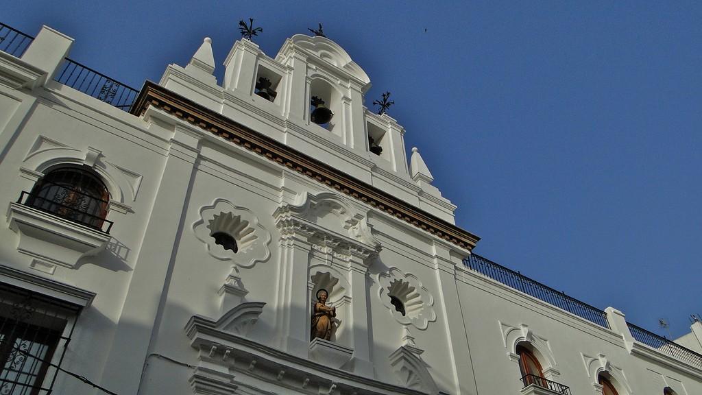 capilla marineros triana sevilla