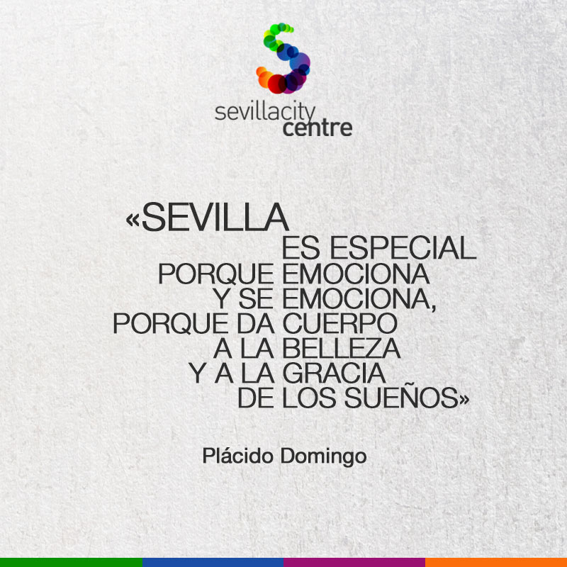 frase placido domingo sevilla