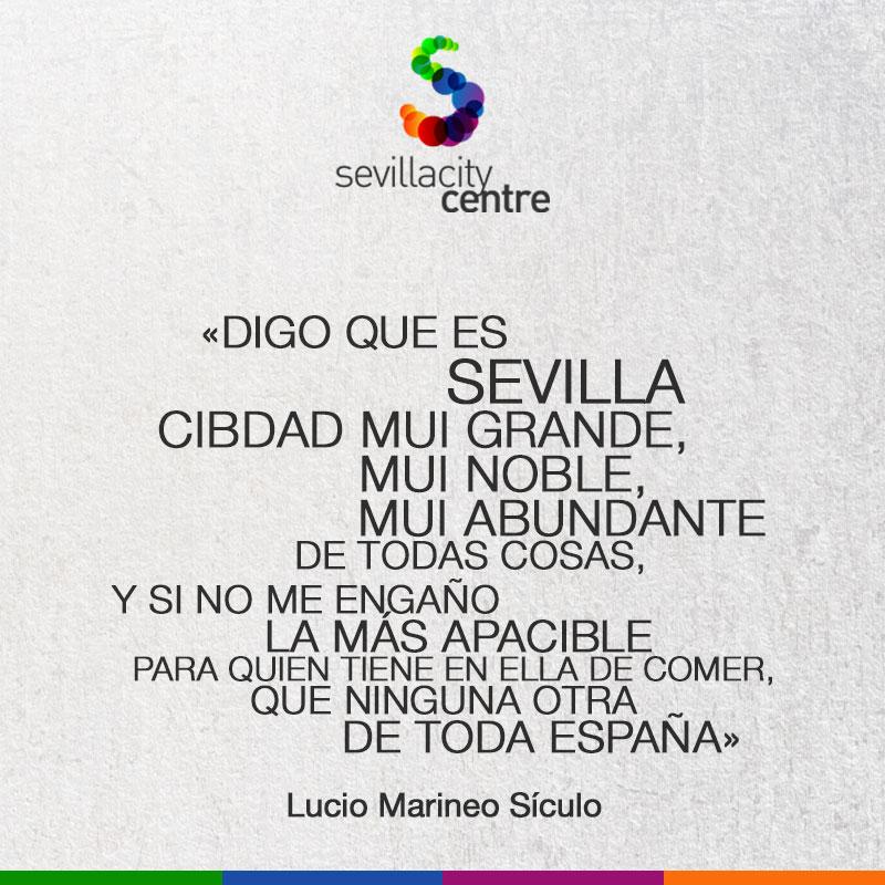 Frases Celebres Sobre Sevilla Sevilla City Centre