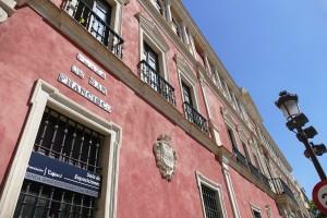 Plaza San Francisco Sevilla