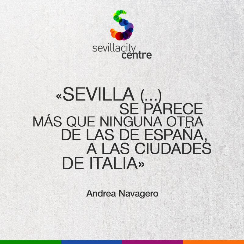 Frases Célebres Sobre Sevilla Sevilla City Centre