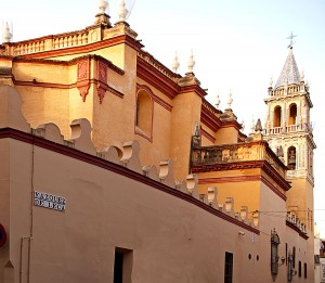 Iglesia Santa Ana Triana Sevilla