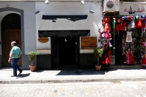 restaurante ovejas negras sevilla