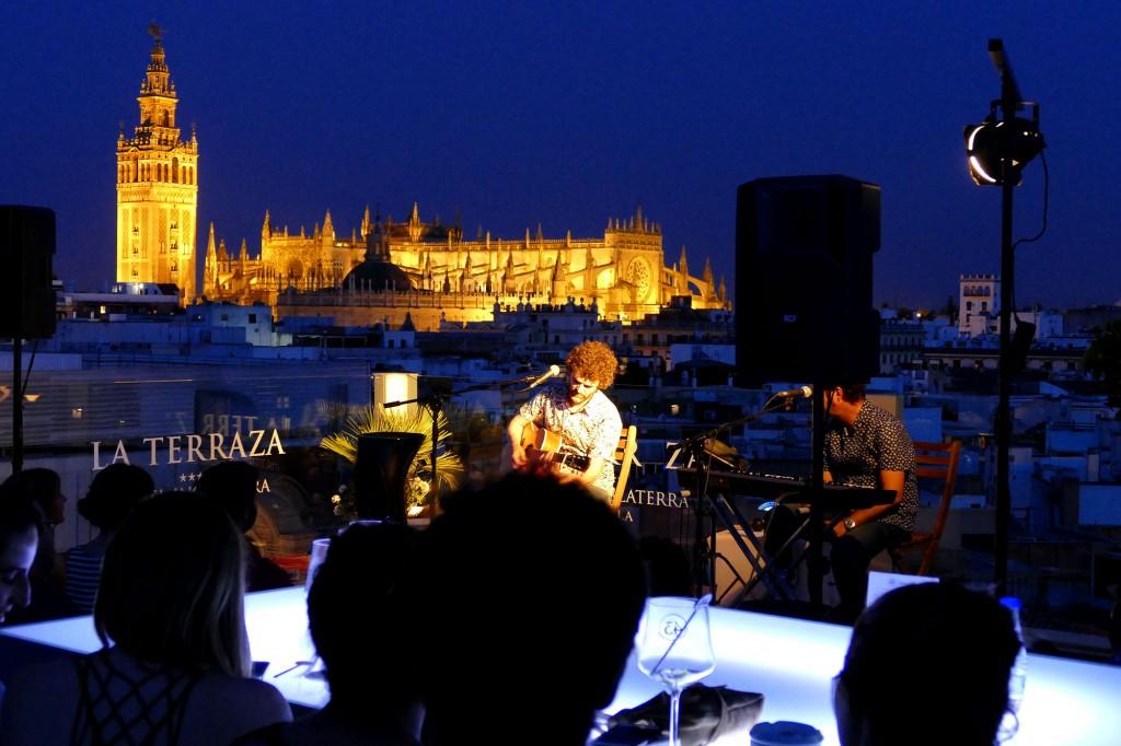 concierto maga ciclo live the roof sevilla